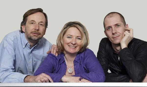 Harald Josef Schellander und das Project Sirius: Ingrid E. Steuerer und Gerhard Josef Egger